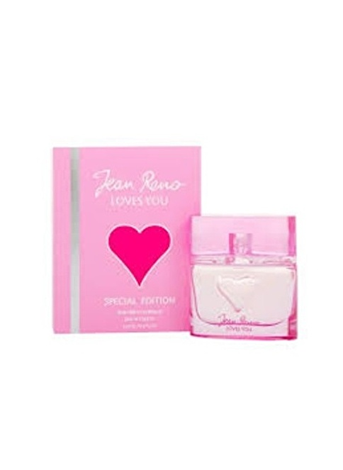 Jean Reno Loves You Special Edition Edt 6 Ml Kadın Parfüm Renksiz